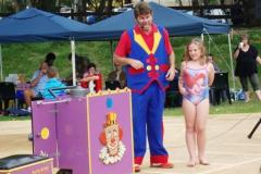 gerard the clown at cedar junction